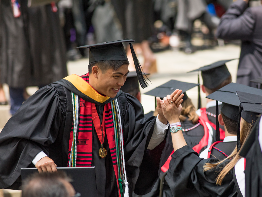 42 Rhodes College Graduates Accepted to Medical School in