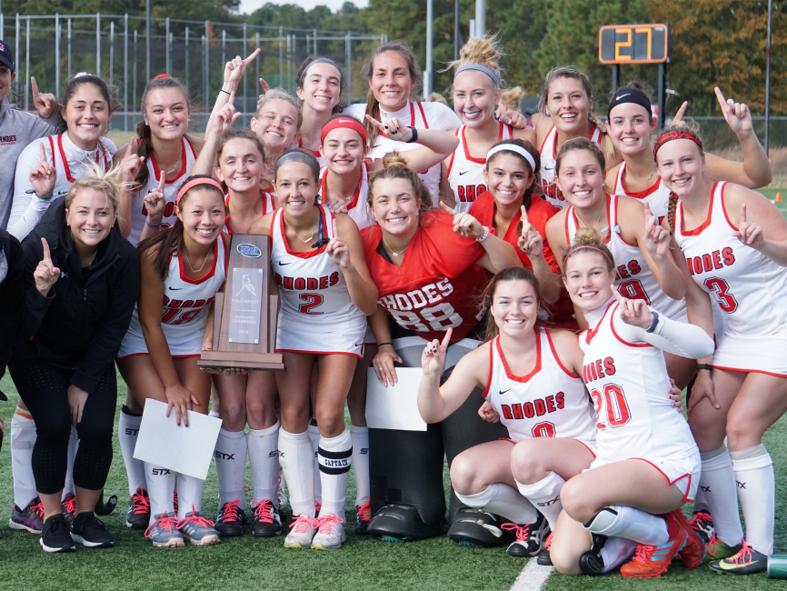 SAA Championship Field Hockey Team